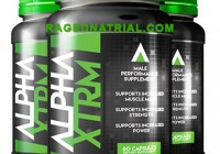 Alpha XTRM bottle