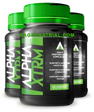 Alpha XTRM supplement