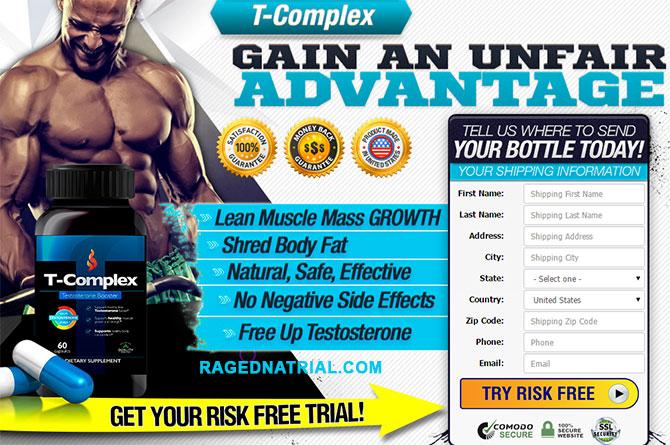 buy T-Complex Supplement