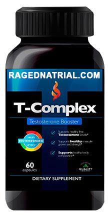 t-complex testosterone bottle