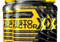 testo factor x bottle