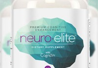 Neuro Elite Brain Supplement bottle