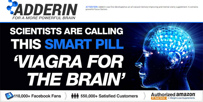 benefits of Adderin supplement