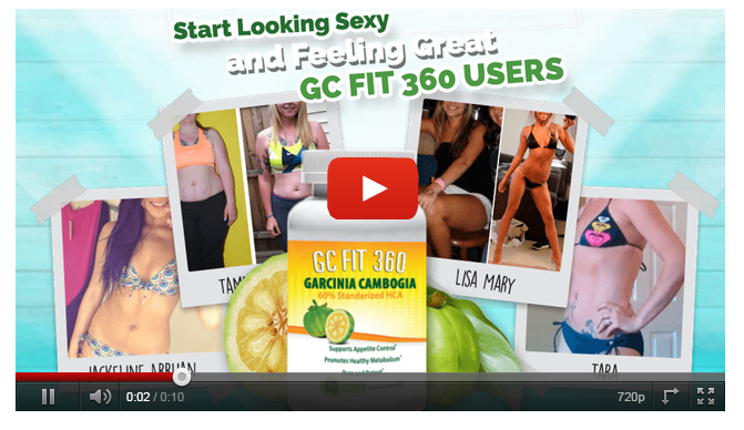 GC Fit 360 Supplement youtube