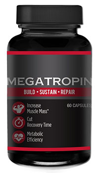 megatropin bottle