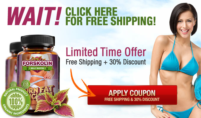 forskolin belly buster free