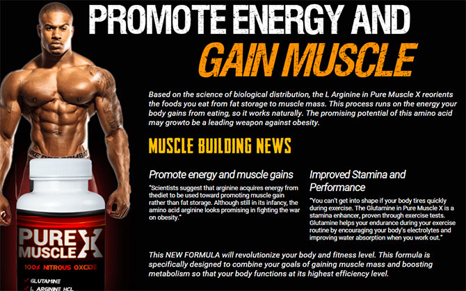 pure muscle x free trial