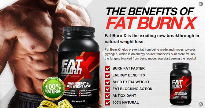 benefits fat burn x