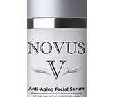 novus v serum bottle