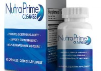 nutra prime cleanse bottle