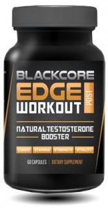 Blackcore Edge bottle
