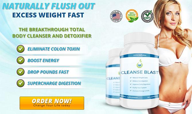 buy cleanse blast