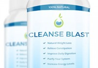 cleanse blast bottle