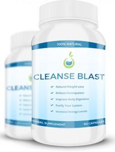 cleanse blast bottle