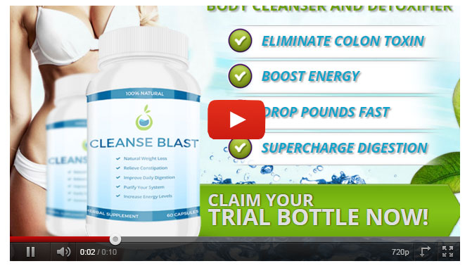 cleanse blast video