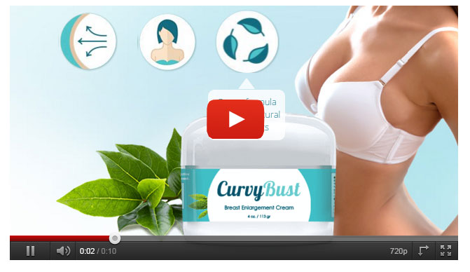 curvy bust cream side effects