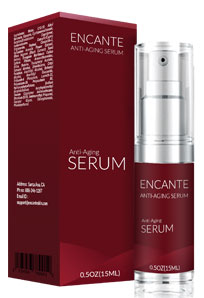 encante serum bottle