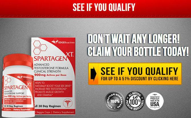 Get Spartagen XT