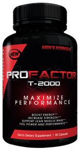 ProFactor T-2000 bottle