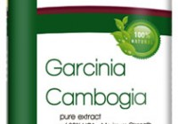 Pure Garcinia Cambogia Extract bottle