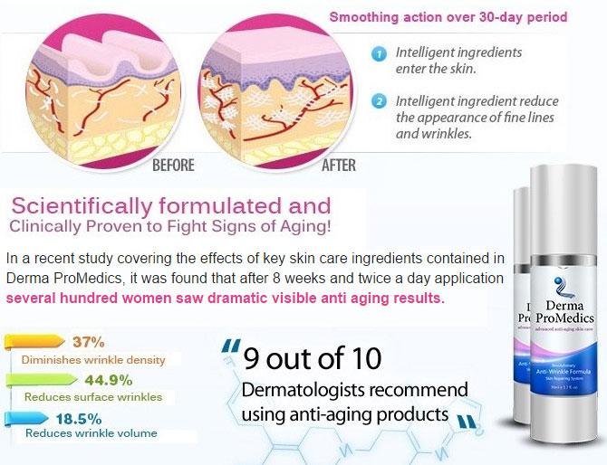 derma promedics eye serum
