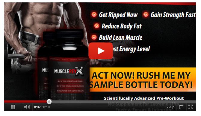 muscle rev x video