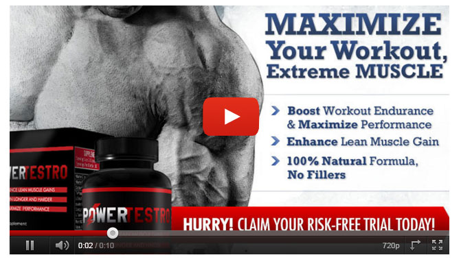 power testro supplement-video