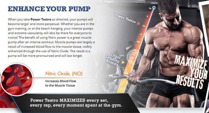 power testro supplement
