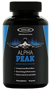 alpha peak bottle