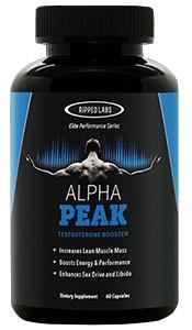 alpha peak bottle