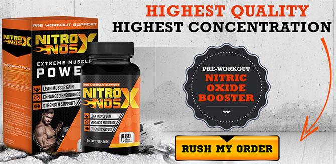 buy NitroNos X