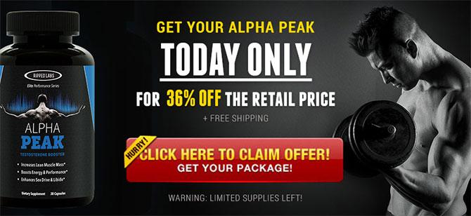 buy alpha peak testosterone