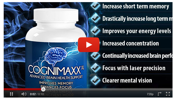 cognimaxx xl video