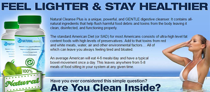 natural cleanse plus free trial