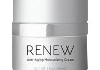 renew cream bottle