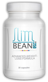 slim bean 250 bottle