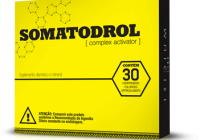 somatodrol bottle