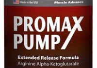Promax Pump Supplement-bottle