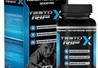 Testorip x supplement bottle
