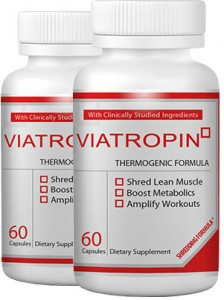 viatropin supplement bottle