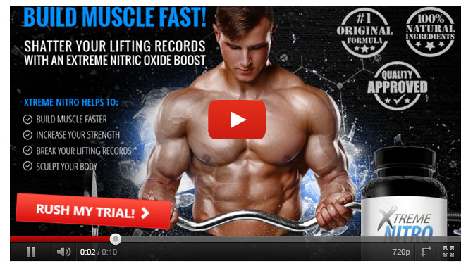 xtreme nitro supplement video