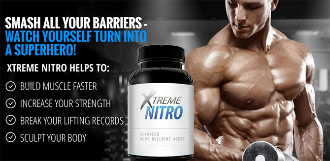 xtreme nitro supplement