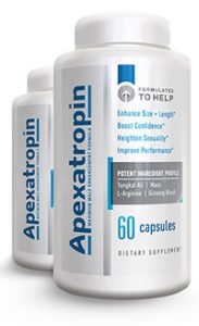 apexatropin supplement bottle