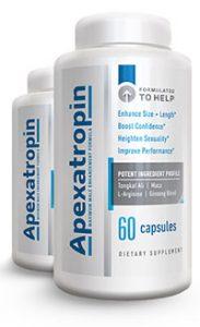 apexatropin supplement bottle