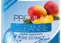 premium cleanse pure extract bottle