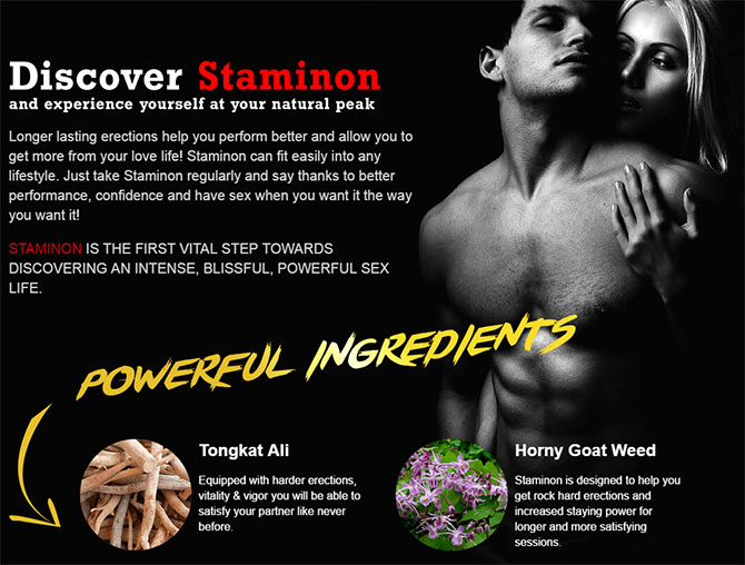 staminon male enhancement free trial