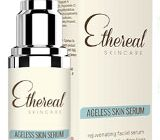 ethereal ageless serum bottle