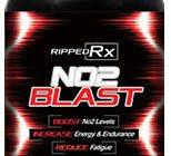 ripped rx no2 blast bottle