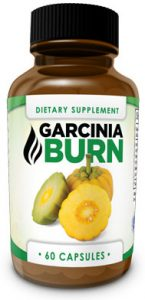 garcinia burn supplement bottle