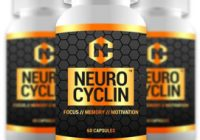 bottle neurocyclin supplement